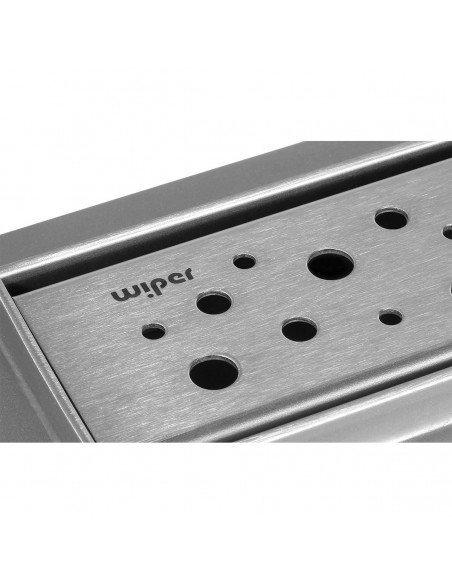 Linear drain Wiper 1200 mm Premium Slim Mistral