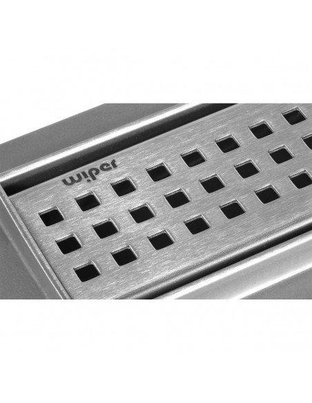 Linear drain Wiper 600 mm Premium Slim Sirocco