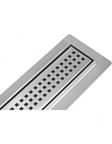 Linear drain Wiper 1000 mm Premium Slim Sirocco