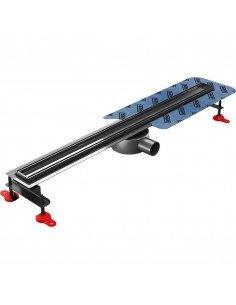 Linear drain Wiper 600 mm Elite Pure