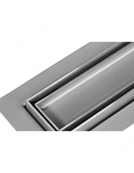 Linear drain Wiper 600 mm Elite Pure