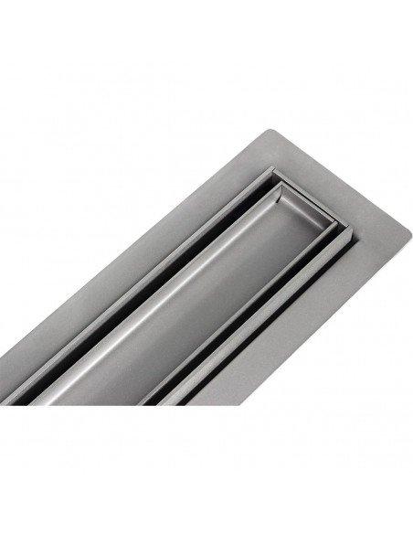 Linear drain Wiper 800 mm Elite Pure