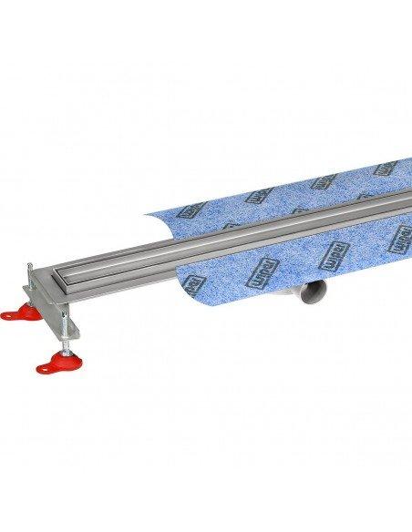 Linear drain Wiper 1000 mm Elite Pure
