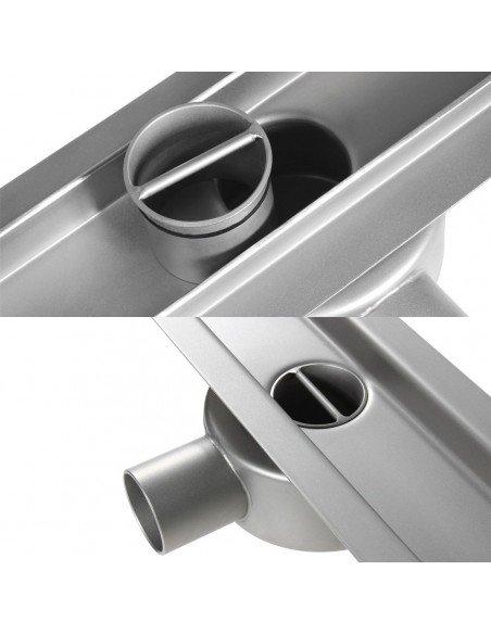 Linear drain Wiper 1200 mm Elite Pure