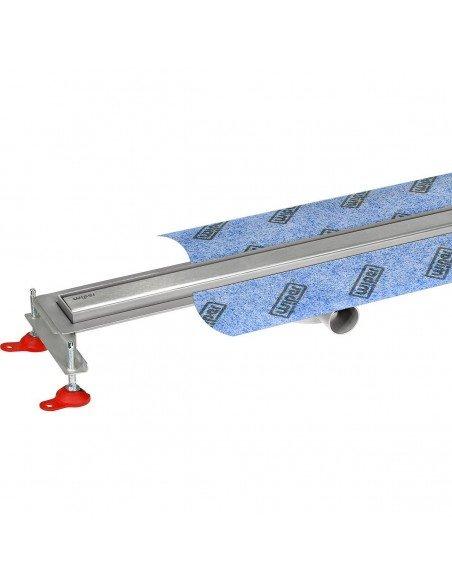 Linear drain Wiper 700 mm Elite Ponente