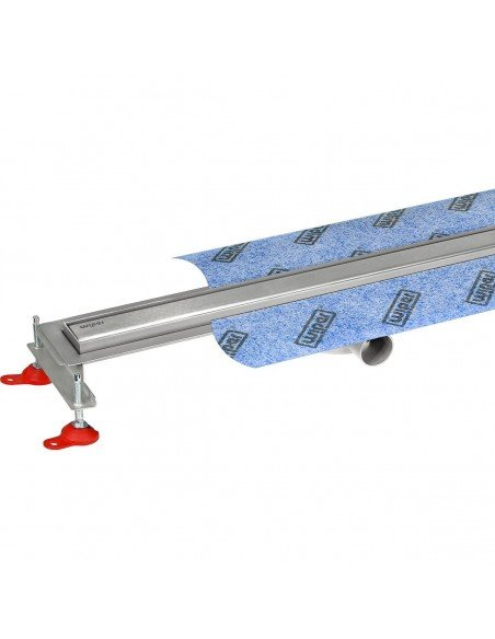 Linear drain Wiper 1200 mm Elite Ponente