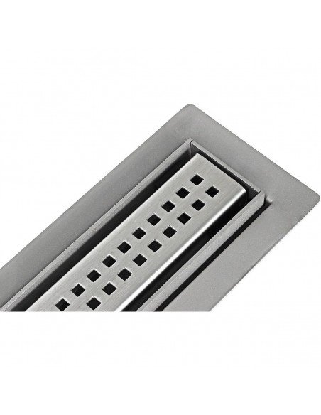 Linear drain Wiper 700 mm Elite Sirocco