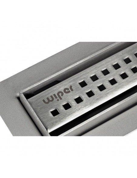 Linear drain Wiper 600 mm Elite Sirocco