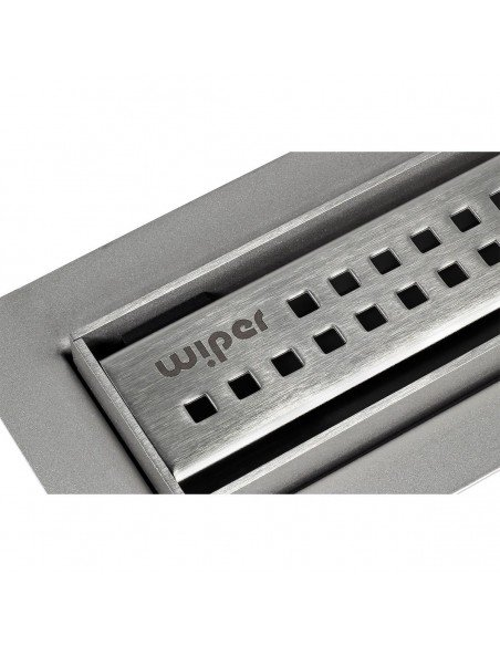 Linear drain Wiper 1100 mm Elite Sirocco