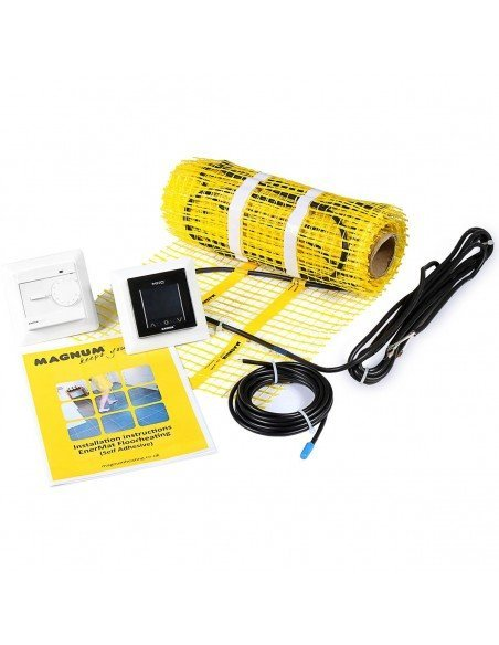 MAGNUM® Underfloor Heating mat 8 m² 50 cm x 16 m