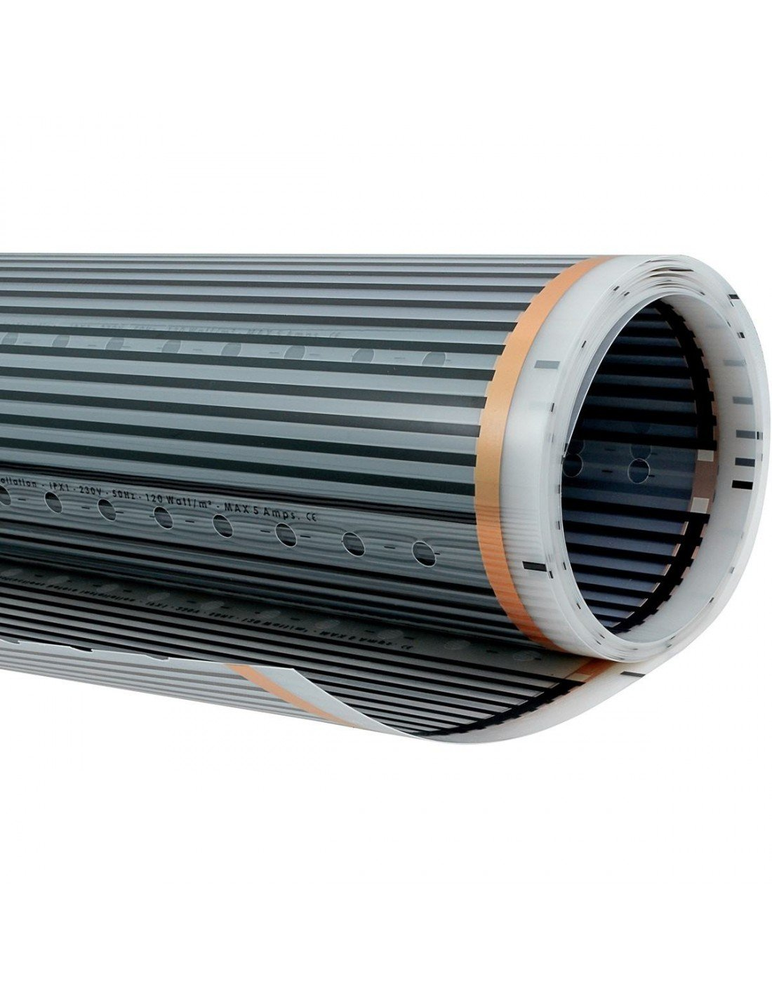 Magnum Underfloor Heating Foil 10 M 60 Cm X 168 Wet Rooms Design The Thermostat Is Rated At 16amps And Will Control A Maximum Heated