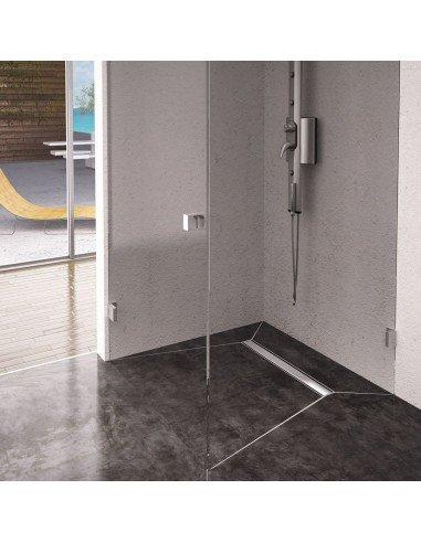 Linear drain Wiper 1000 mm Classic Zonda