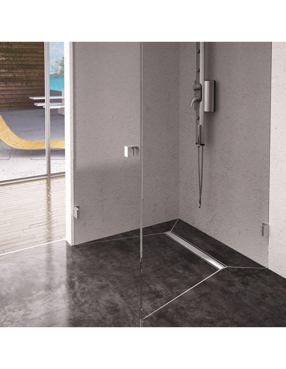 Exterior Drain 1000 Mm Classic Zonda Wet Rooms Design