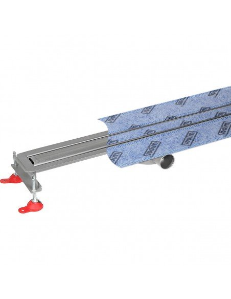 Linear drain Wiper 600 mm Invisible Slim