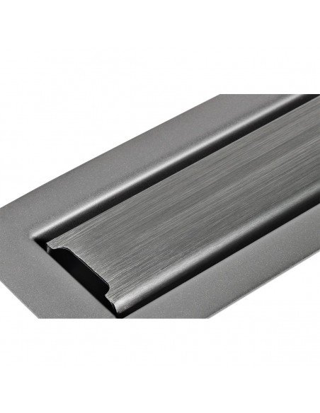 Linear drain Wiper 900 mm Invisible Slim