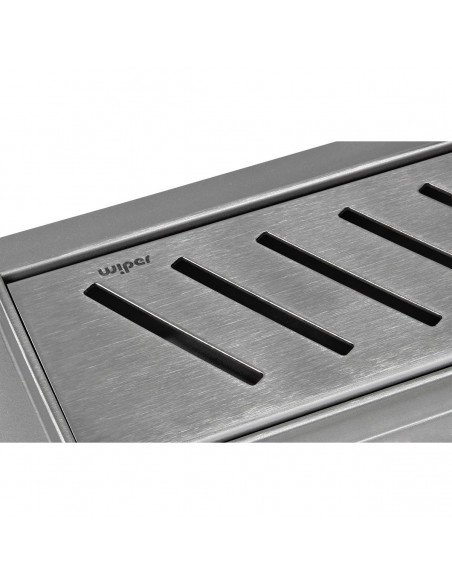 Linear drain Wiper 600 mm Premium Zonda