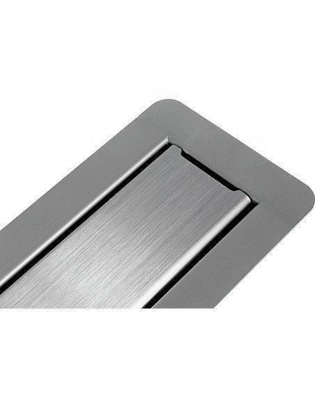 Linear drain Wiper 700 mm Invisible