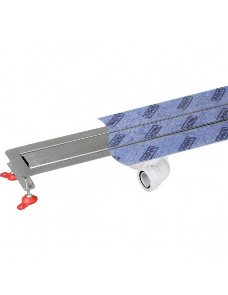 Linear drain Wiper 1100 mm Invisible