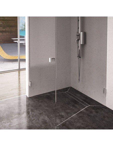 Linear drain Wiper 1000 mm Invisible
