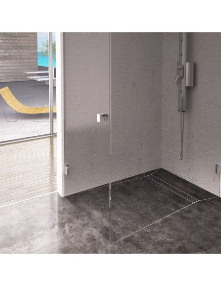 Showerlay Wiper 900 x 1600 mm Line Pure