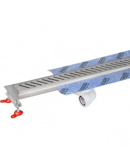 Linear drain Wiper 1100 mm Premium Zonda