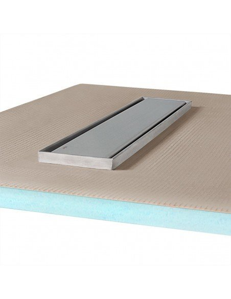 Showerlay Wiper 1000 x 1000 mm Line Ponente