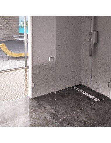 Linear drain Wiper 500 mm Elite Pure