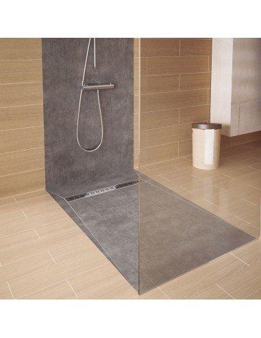Linear drain Wiper 700 mm Premium Pure