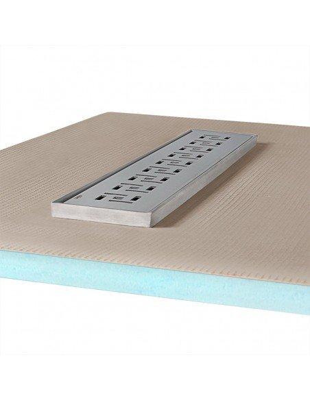 Showerlay Wiper 900 x 1850 mm Line Tivano