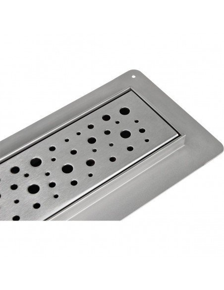 Linear drain Wiper 700 mm Premium Mistral
