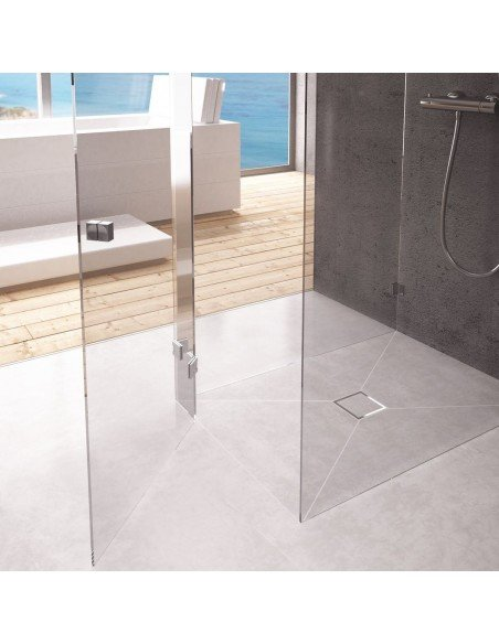 Showerlay Wiper 800 x 1500 mm Point Pure