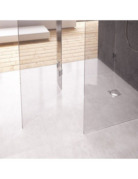 Showerlay Wiper 1000 x 1000 mm Point Ponente