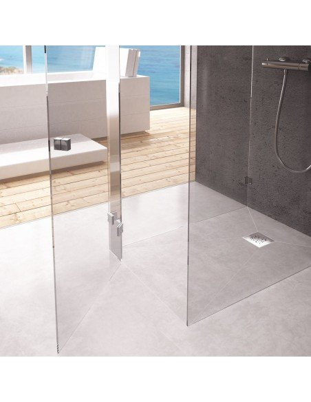 Showerlay Wiper 800 x 1200 mm Point Mistral
