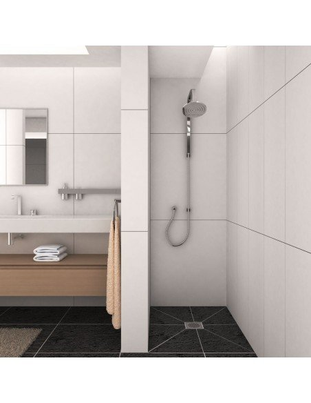 Showerlay Wiper 800 x 1200 mm Point Zonda