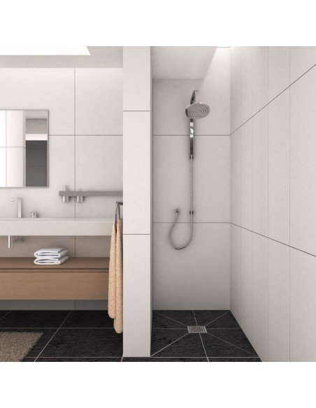 Showerlay Wiper 800 x 1200 mm Point Sirocco