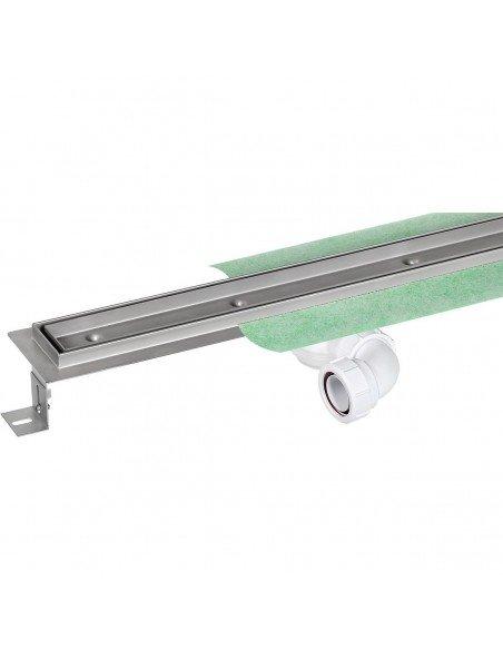 Linear drain Sieme 600 mm Stone