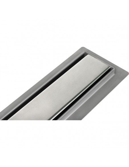 Linear drain Sieme 700 mm Clear