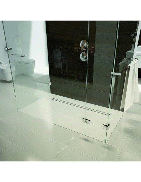 Linear drain Wiper 600 mm Classic Pure