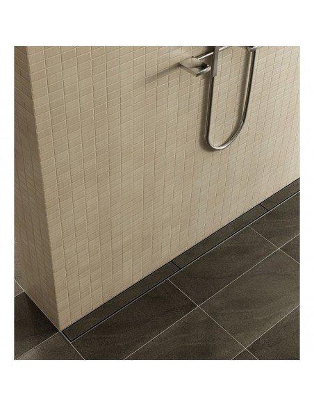 Linear drain Wiper 800 mm Classic Pure