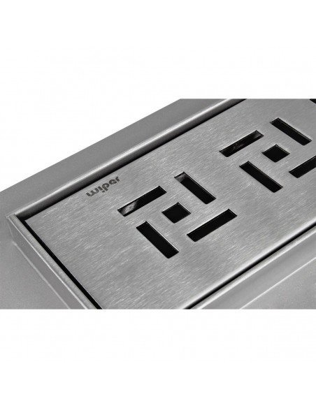 Linear drain Wiper 1200 mm Premium Tivano