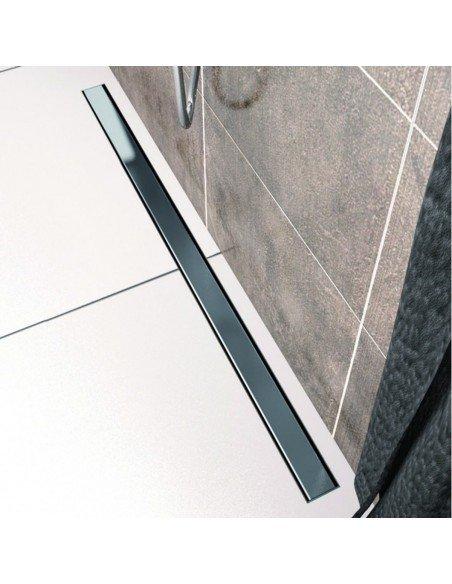 Linear drain Wiper 1100 mm Classic Ponente