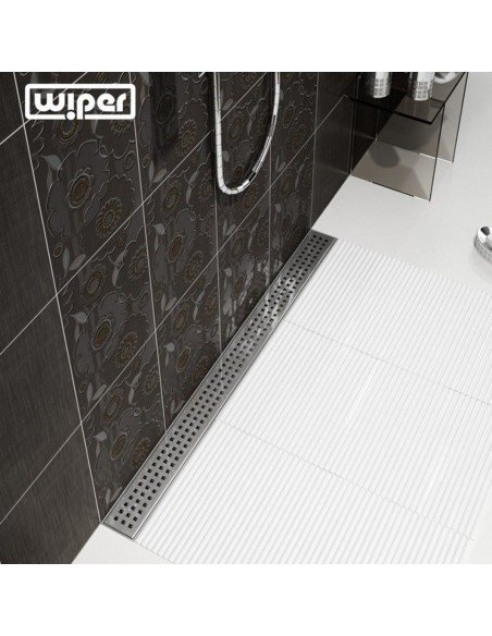 Linear drain Wiper 900 mm Classic Sirocco