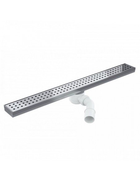 Linear drain Wiper 1100 mm Classic Sirocco