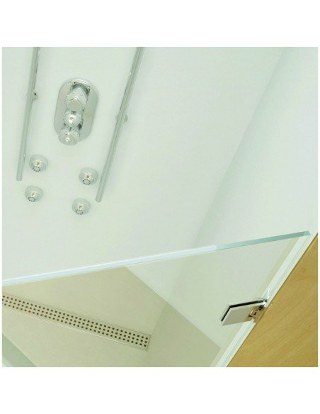 Linear drain Wiper 1000 mm Classic Sirocco