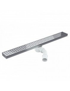 Linear drain Wiper 1200 mm Classic Sirocco