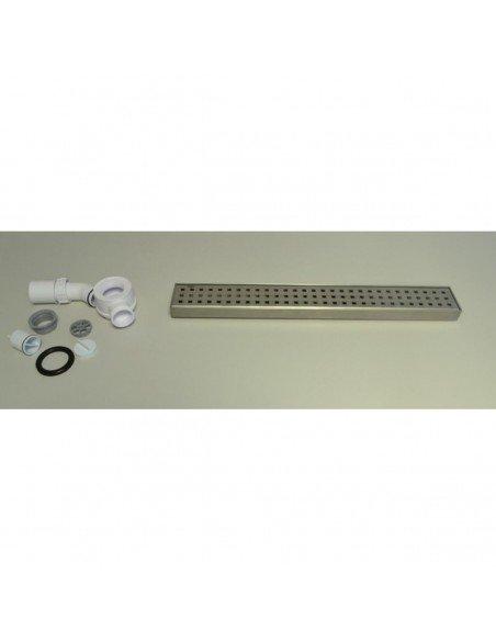 Linear drain Wiper 1100 mm Classic Sirocco