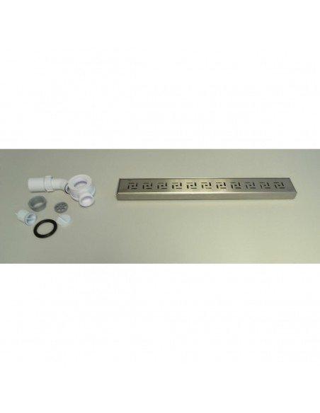 Linear drain Wiper 600 mm Classic Tivano
