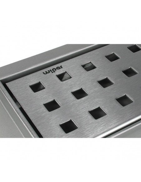 Linear drain Wiper 1100 mm Premium Sirocco