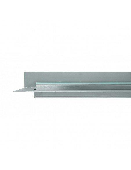 Linear drain Wedi 1000 mm Riolita Optima Blue Glass