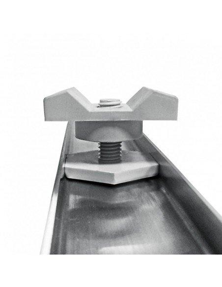 Linear drain Wedi 1000 mm Riolita Optima Tileable